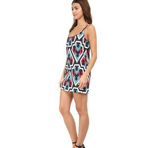 """DSquared2 """"Azulejos"""" scoop-neck party / club dress"""
